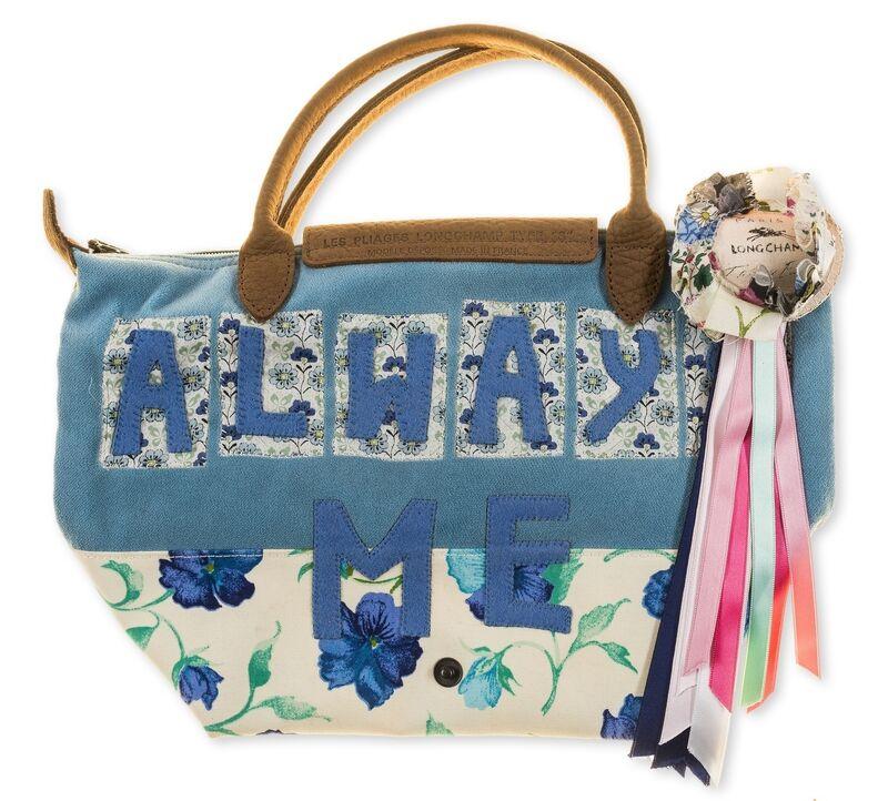 Tracey Emin, 'Always Me/Les Pliages', 2004, Fashion Design and Wearable Art, Longchamp Bag, Forum Auctions