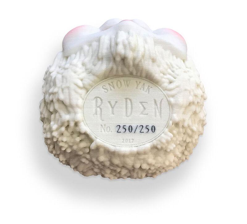 Mark Ryden, ' Snow Yak Ornament', 2017, Design/Decorative Art, Individually created using three dimensional color jet printing technology (CJP), artempus