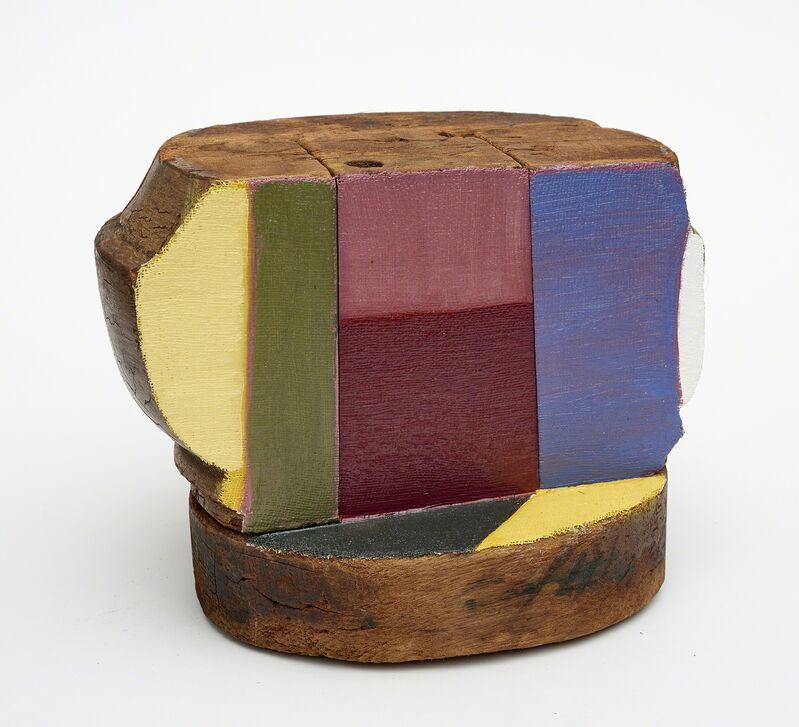 Luis Fernando Roldán, 'Eidola', 2015, Mixed Media, Oil on canvas applied to wood, Henrique Faria Fine Art