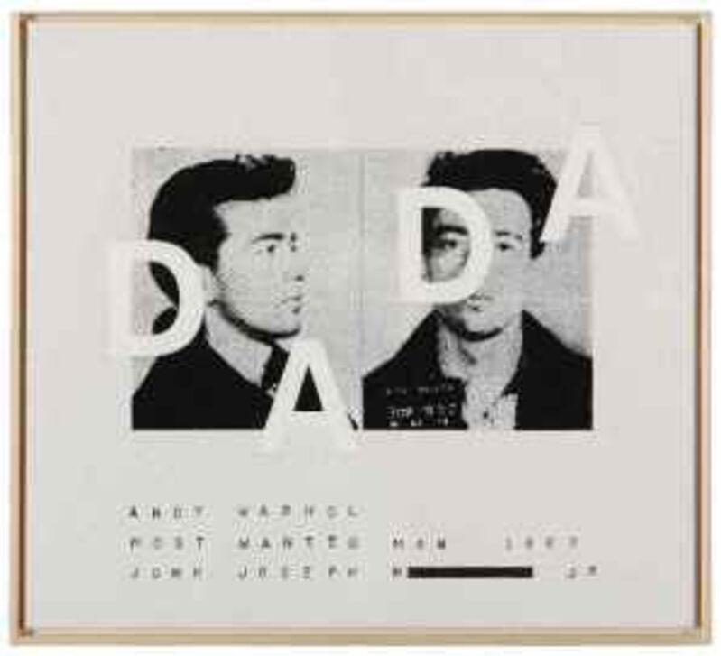 "Richard Pettibone, 'Andy Warhol, ""Most Wanted Man No. 11, John Joseph H."", 1963', 2002, Painting, Oil, acrylic and silkscreen on canvas, Collectors Contemporary"