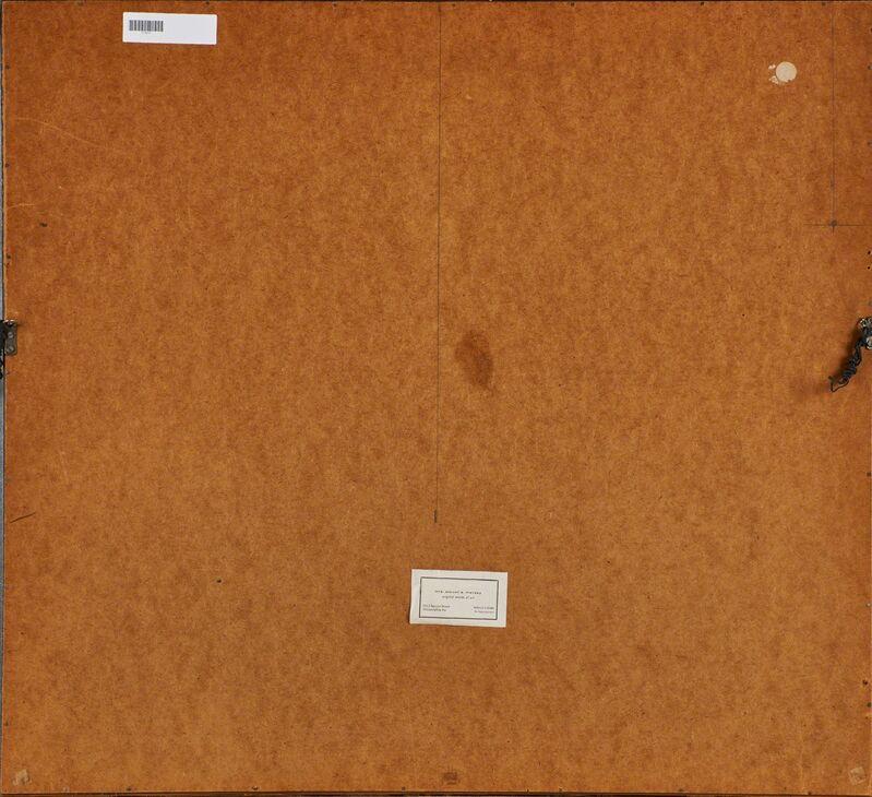 Pablo Picasso, 'Peintre Dessinant et Modèle nu au Chapeau', 1965, Print, Linocut on Arches paper (framed), Rago/Wright