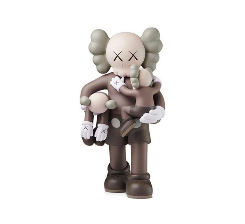 KAWS, 'Clean Slate Vinyl Figure Brown', 2018, Sculpture, Painted Vinyl, ArtLife Gallery