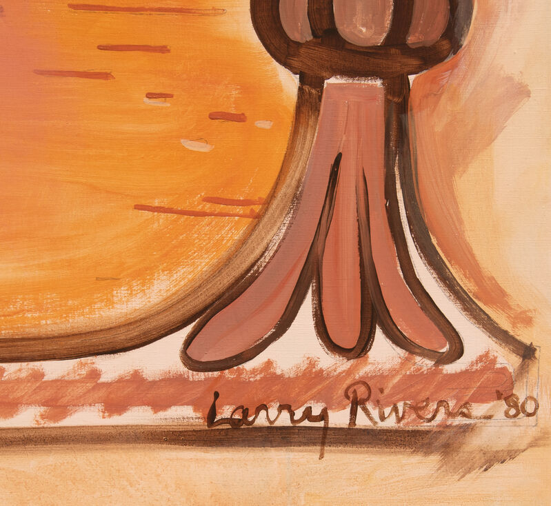 Larry Rivers, 'Beyond Camel', 1980, Painting, Acrylic on canvas, Heather James Fine Art