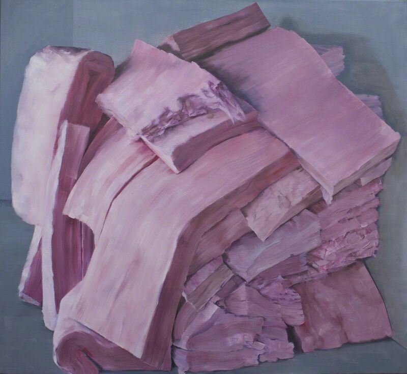 Thuy-Van Vu, 'Insulation', 2014, Painting, G. Gibson Gallery