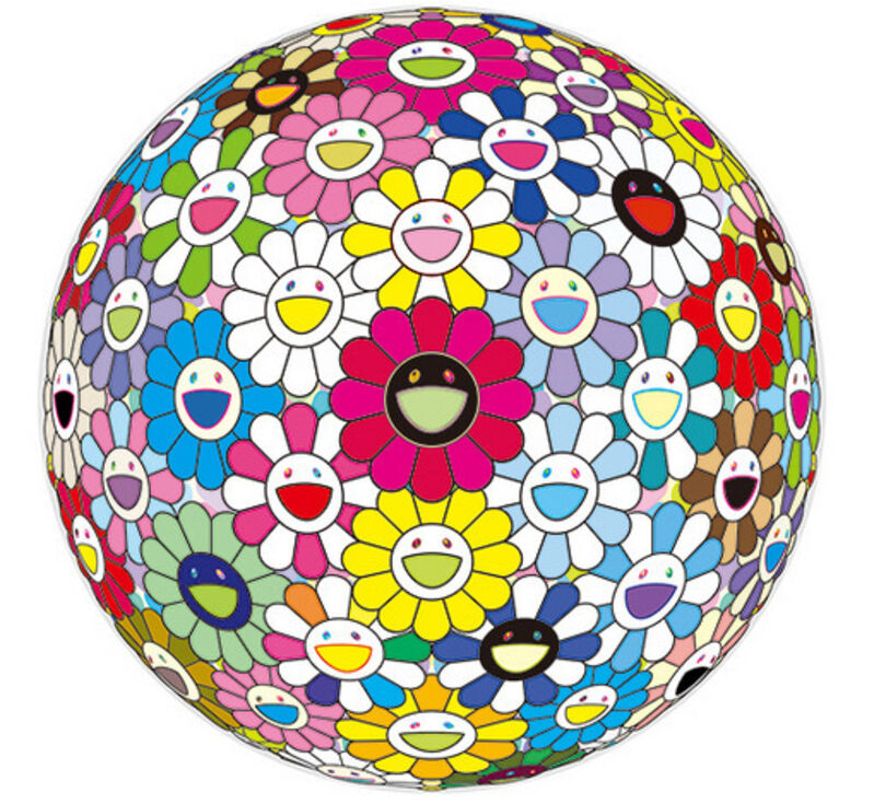 Takashi Murakami, 'Hold Me Tight', 2017, Print, Offset lithograph, Dope! Gallery
