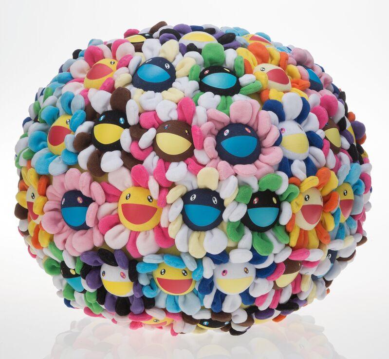 Takashi Murakami, 'Flower Ball', 2008, Other, Plush, Heritage Auctions