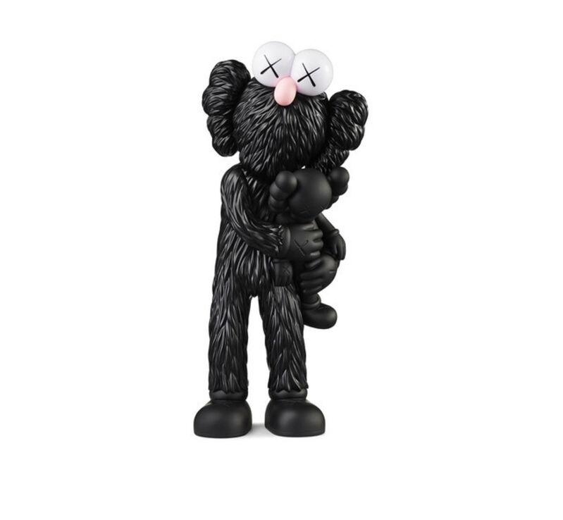KAWS, 'Take Figure Black', 2020, Sculpture, Painted Vinyl, ArtLife Gallery