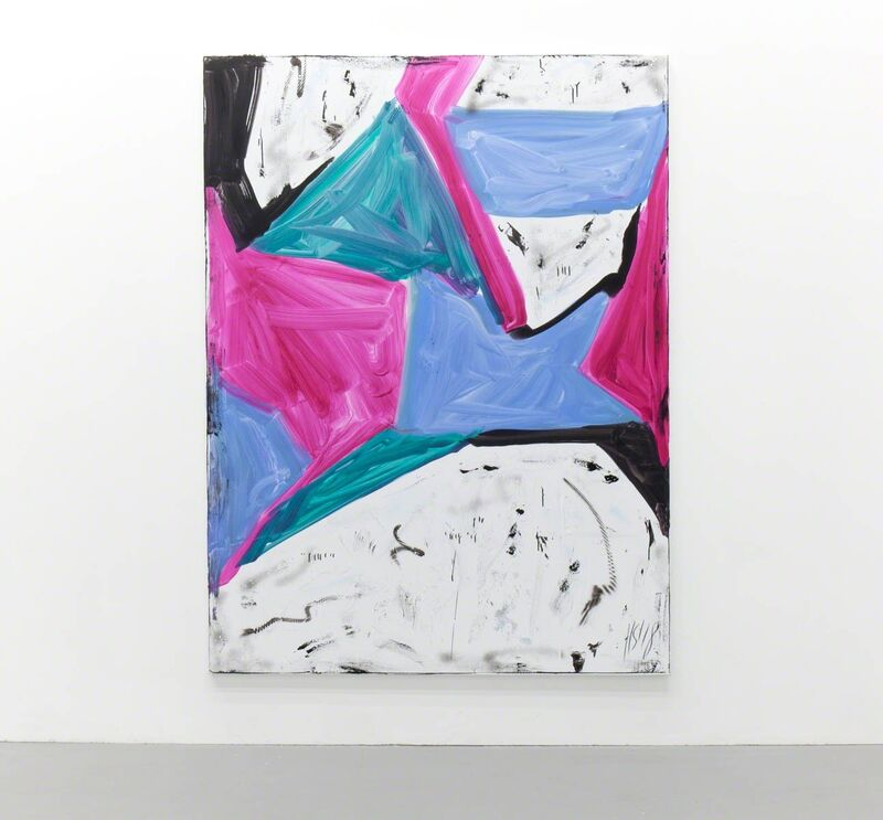 Henning Strassburger, 'untitled', 2018, Painting, Oil on canvas, Osnova Gallery