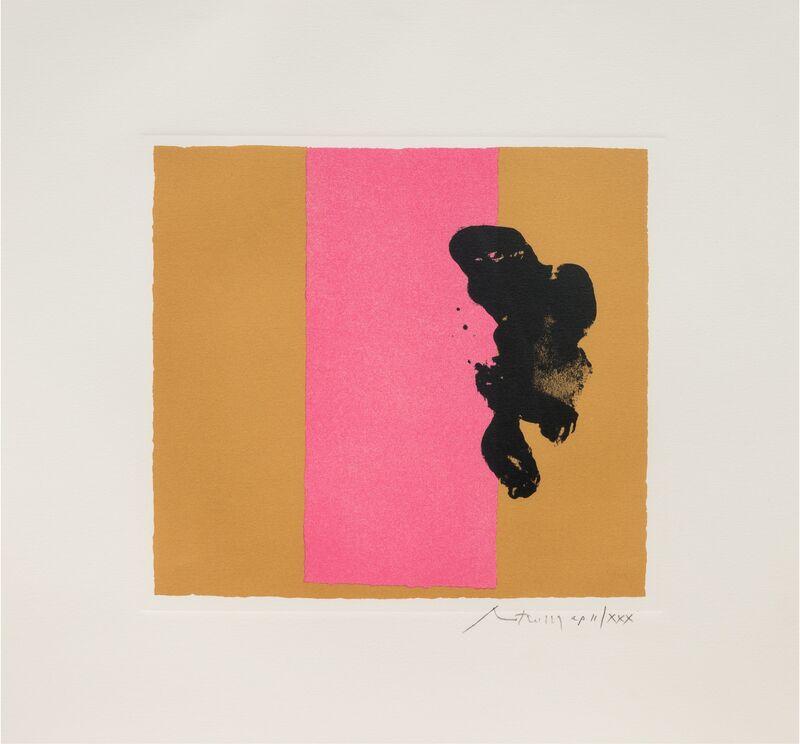 Robert Motherwell, 'The Berggruen Series, (portfolio of four lithographs)', 1980, Print, Color lithographs, Hindman