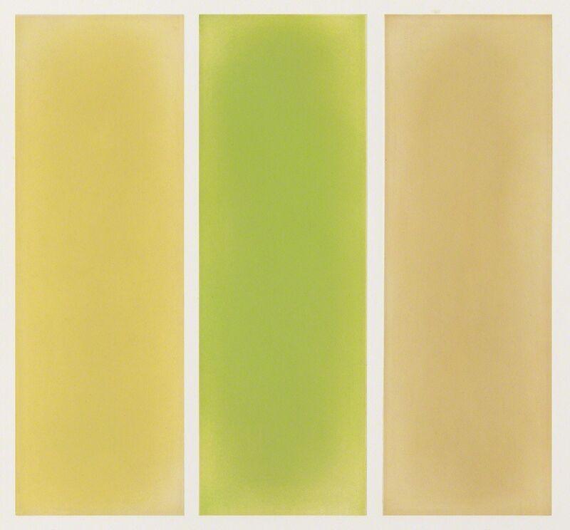 Anne Appleby, 'False Iris', 2012, Print, Color aquatint with burnishing, Crown Point Press