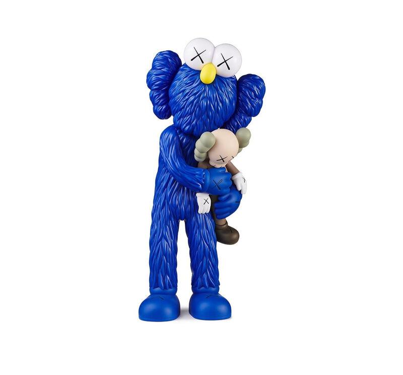 KAWS, 'Take Figure Blue', 2020, Sculpture, Painted Vinyl, ArtLife Gallery