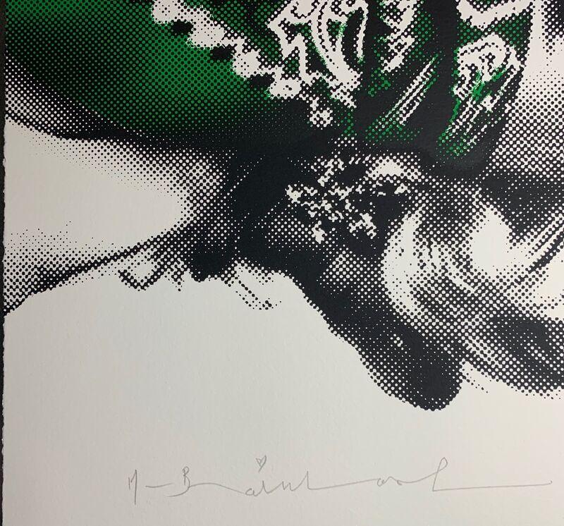 "Mr. Brainwash, 'Marilyn Monroe 2020 ""STAY SAFE""  Cornia Virus Edition 2020 COVID-19', 2020, Print, Screen Print on Fine Art Arches Paper, New Union Gallery"