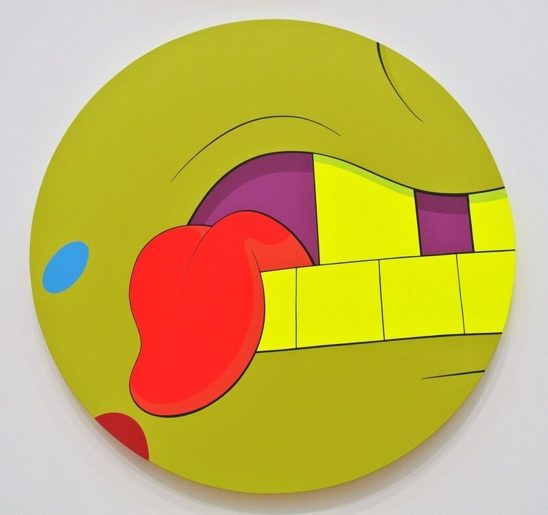 KAWS, 'Untitled (From Gone and Beyond)', 2012, Painting, Acrylic on canvas, Carmichael Gallery