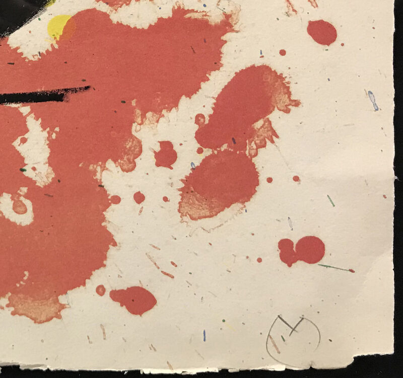 Joan Miró, 'ALBUM 19, PLANCHE 3', 1961, Print, LITHOGRAPH, Gallery Art