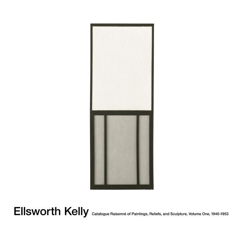 Ellsworth Kelly, 'Catalogue Raisonné of Paintings, Reliefs, and Sculpture, Volume One, 1940-1953', 2015, Ephemera or Merchandise, Book, Cahiers d'Art