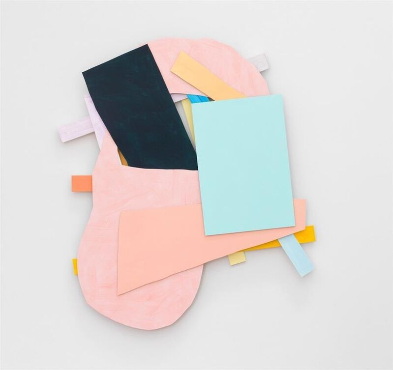 Imi Knoebel, 'Triller e', 2013, Painting, Galeria Filomena Soares