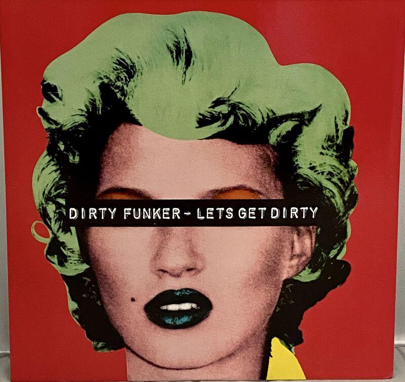 Banksy, 'Banksy Kate Moss record art (Banksy record art)', 2006, Print, Offset lithograph on vinyl record cover, Lot 180