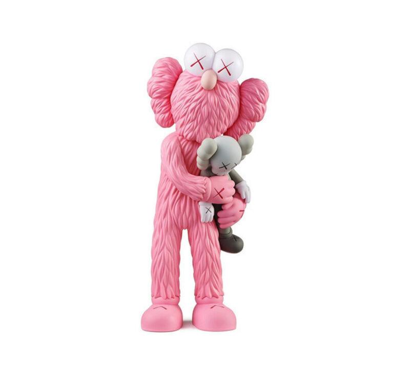 KAWS, 'Take Figure Pink', 2020, Sculpture, Painted Vinyl, ArtLife Gallery
