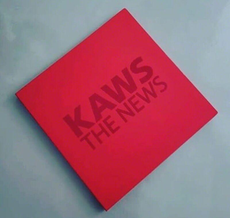 KAWS, 'The News (Complete Portfolio)', 2018, Print, Silkscreen on paper, Carmichael Gallery
