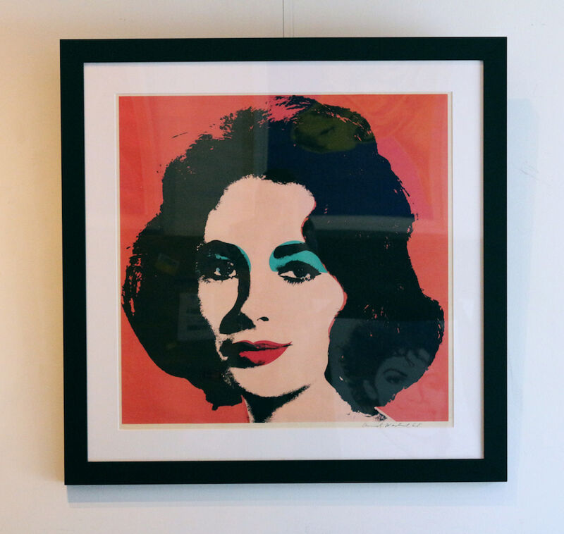 Andy Warhol, 'Liz (FS II.7) ', 1964, Print, Offset Lithograph on Paper, Revolver Gallery