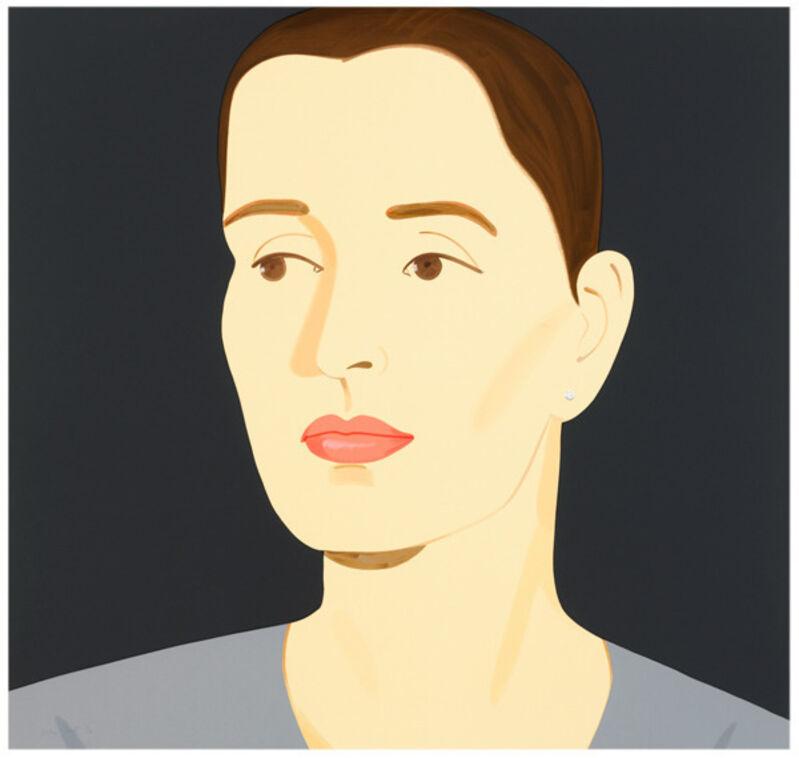 Alex Katz, 'Vivien', 2012, Print, 41 color screenprint, Nikola Rukaj Gallery