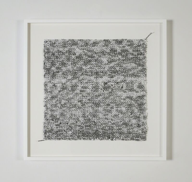 Stefana McClure, 'Possible side effects may include (zoloft)', 2010, Drawing, Collage or other Work on Paper, Cut paper, Josée Bienvenu