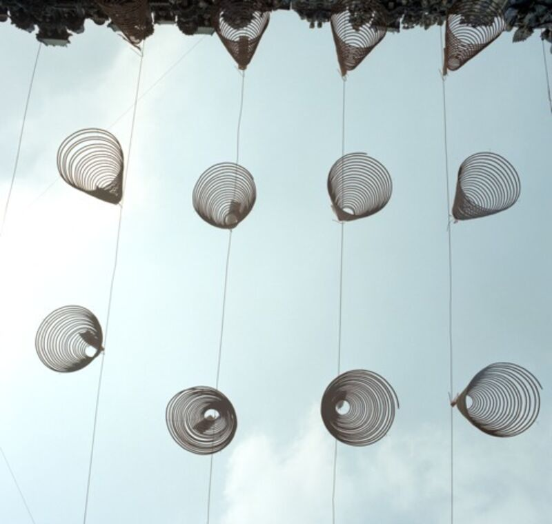Bastienne Schmidt, 'Coils, Vietnam', 2004, Photography, Ricco/Maresca Gallery