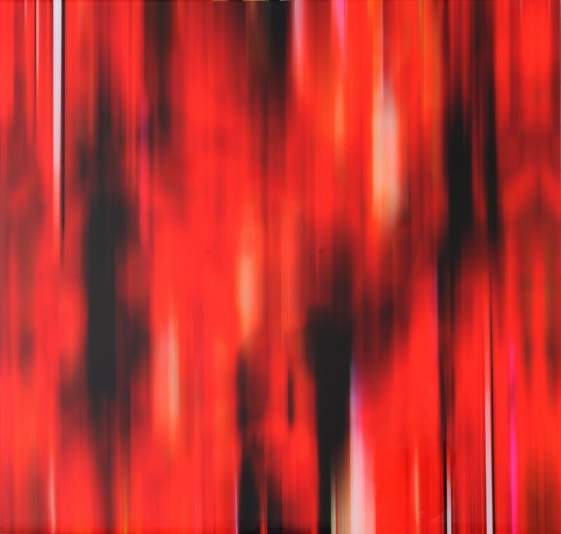 Michel Tabori, 'Temporarily Like a Concerto', 2014, Painting, Acrylic and ink on canvas, William Turner Gallery