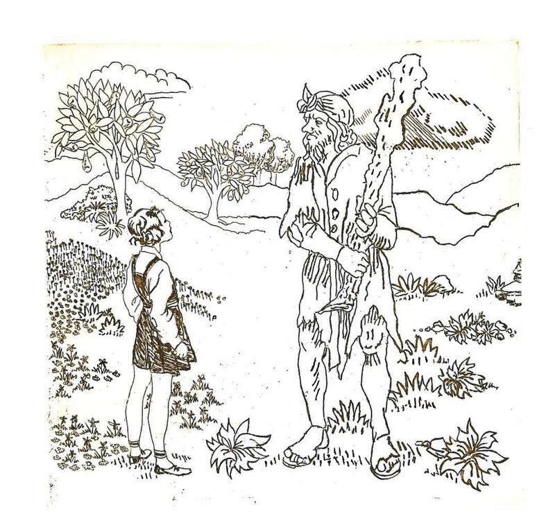 Miriam Cullen, 'Small Talk', 2010, Print, Linoprint, Open Bite Printmakers