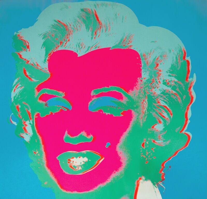 Andy Warhol, 'Marilyn (F. & S. II. 30)', 1967, Print, Screenprint in colors, David Benrimon Fine Art
