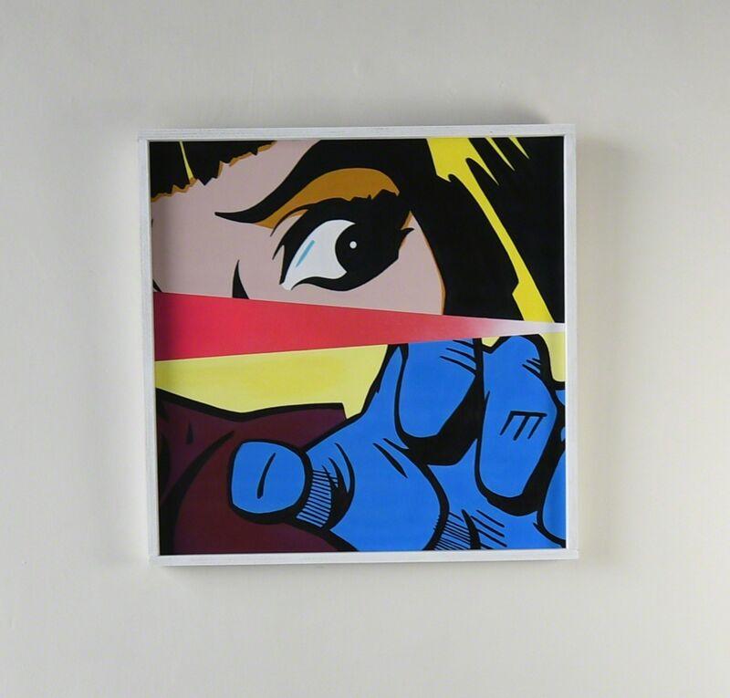 MDMN, 'Take Her', 2016, Painting, Acrylic on Wood Panel, EWKUKS