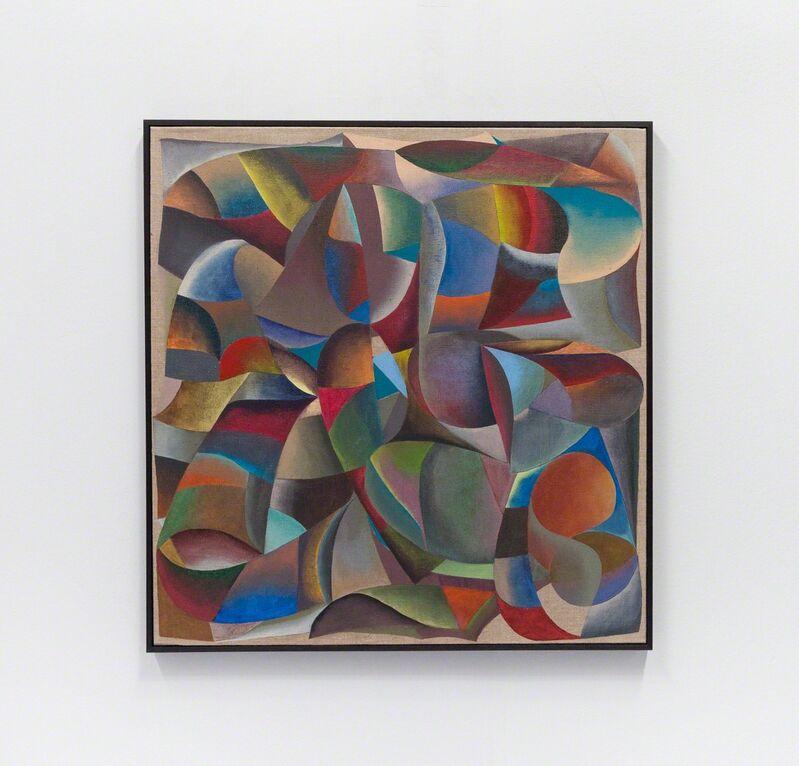 Scott Olson, 'Untitled', 2016, Painting, Oil on linen, Galerie Nordenhake