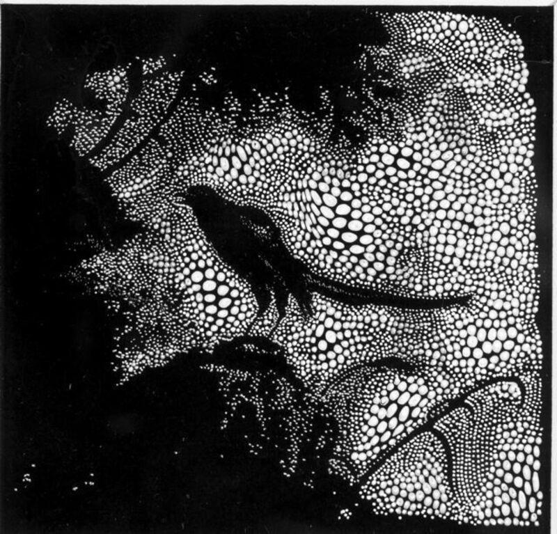 Sebastiaan Bremer, 'Miniature #77 - The Contemplative Magpie', 2007, Photography, Inks on C-print, Mark Moore Fine Art