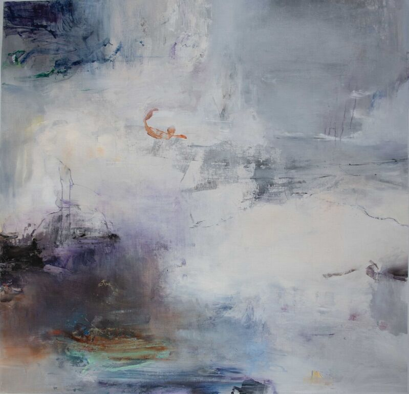 Candy Le Sueur, 'Into the Light #2', 2020, Painting, Oil on Canvas, Carter Burden Gallery