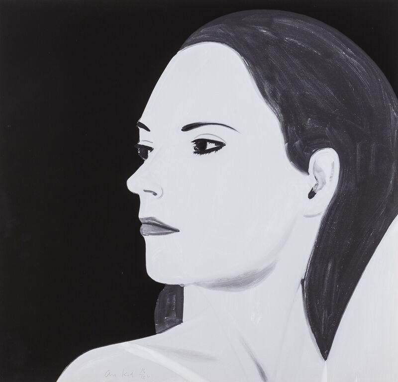 Alex Katz, 'Laura 5', 2018, Print, Archival pigment print, Forum Auctions