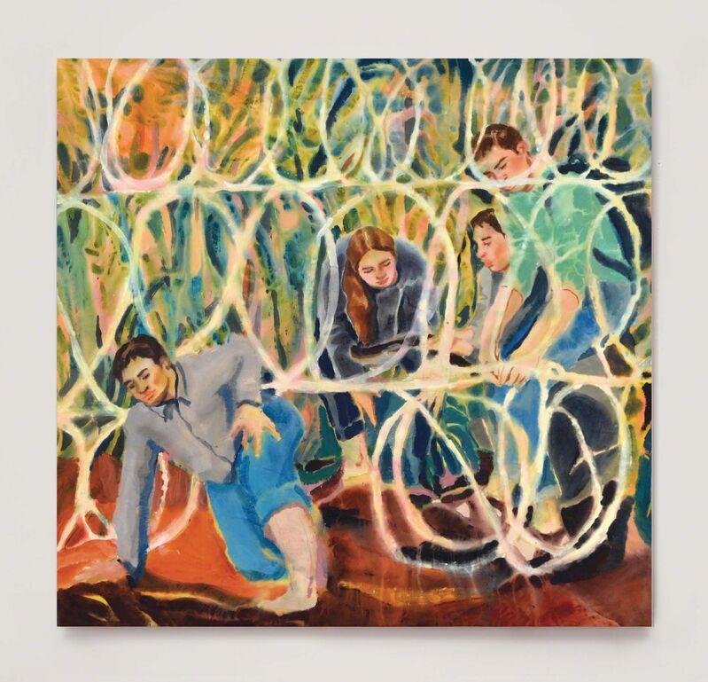 Rebecca Harper, 'Exile', Painting, Acrylic on canvas, Anima Mundi