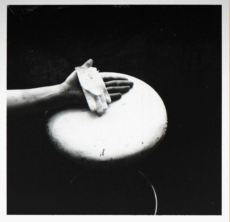 Francesca Woodman, 'Untitled, Rome, Italy', 1978, Photography, Gelatin silver estate print, Ingleby Gallery