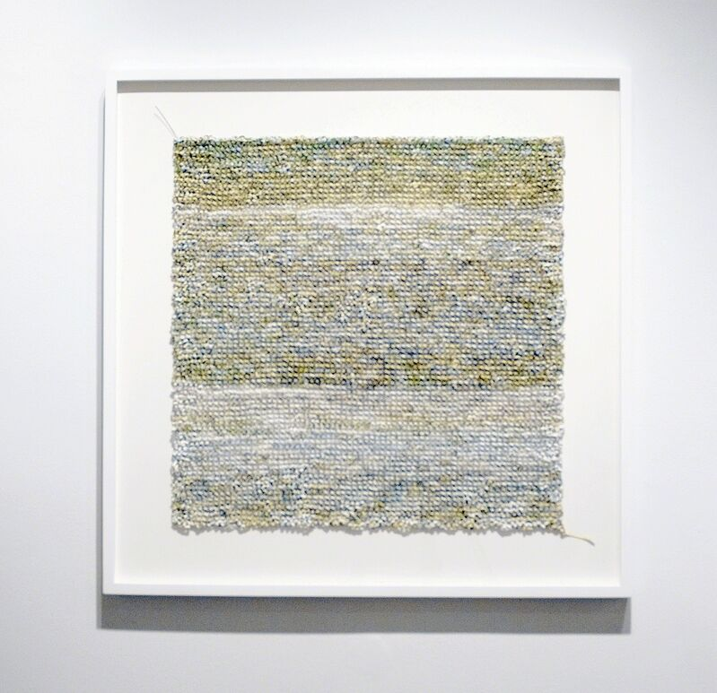 Stefana McClure, 'Long Island Sound', 2011, Drawing, Collage or other Work on Paper, Cut paper, Josée Bienvenu