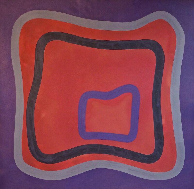 William Perehudoff, 'AC-90-032', 1990, Painting, Acrylic on canvas, Han Art