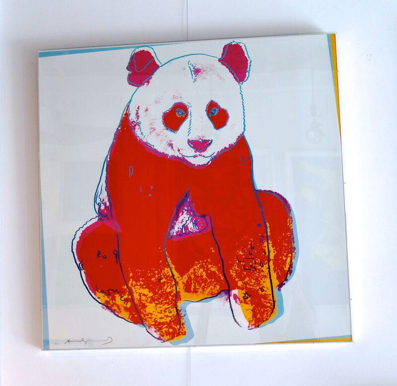 Andy Warhol, 'Giant Panda (FS II.295) ', 1983, Print, Screenprint on Lenox Museum Board, Revolver Gallery