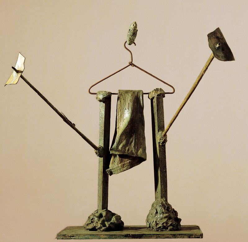 Joan Miró, 'Gymnaste', 1977/1998, Sculpture, Bronze, Galerie Lelong & Co.