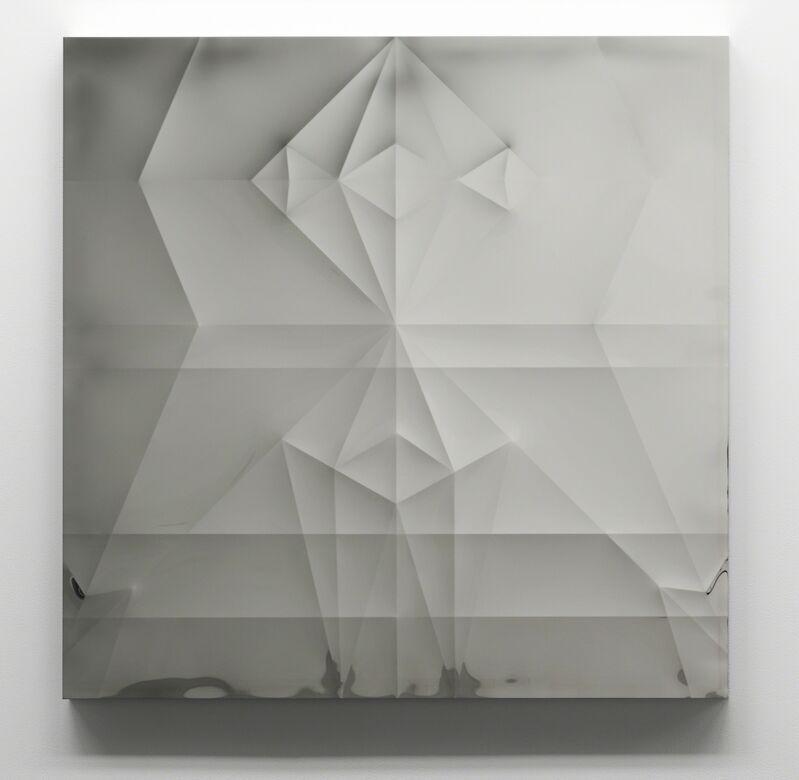 Yusuke Komuta, 'Plane_Stealth', 2013, Sculpture, Stainless, SCAI The Bathhouse