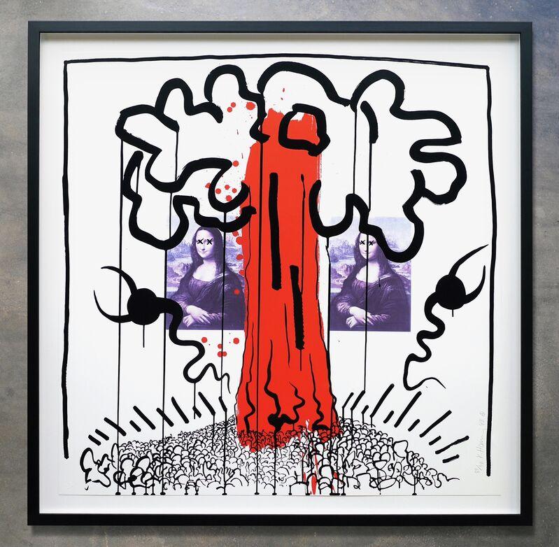Keith Haring, 'Apocalypse No. 1', 1988, Print, Silkscreen print on Museum board, Joseph Fine Art LONDON
