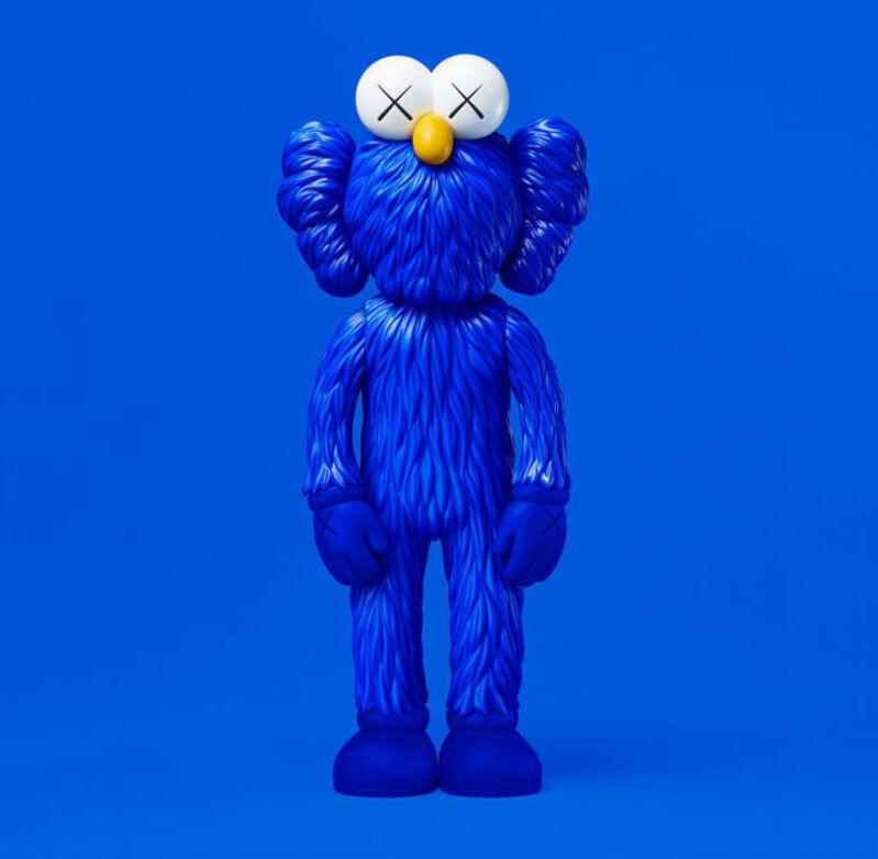 KAWS, 'BFF (Open Edition) BLUE', 2017, Sculpture, Vinyl, Marcel Katz Art