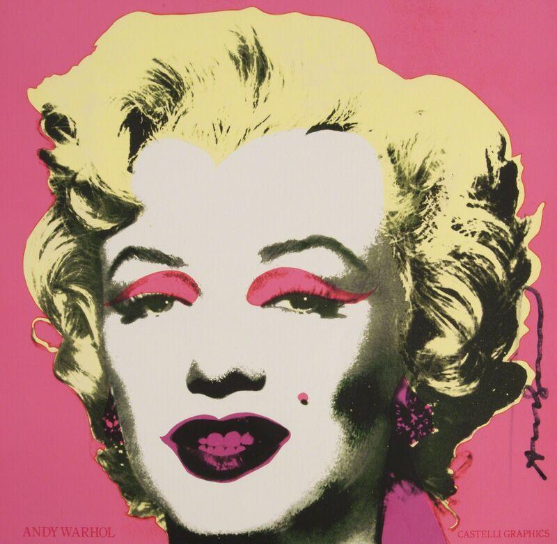 Andy Warhol, 'Marilyn Monroe', 1981, Print, Inkjet on paper, Julien's Auctions