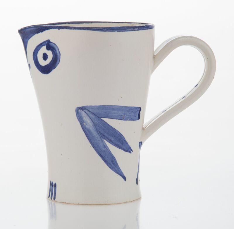 Pablo Picasso, 'Hibou', 1954, Design/Decorative Art, Terre de faïence pitcher, painted in colors and glazed, Heritage Auctions