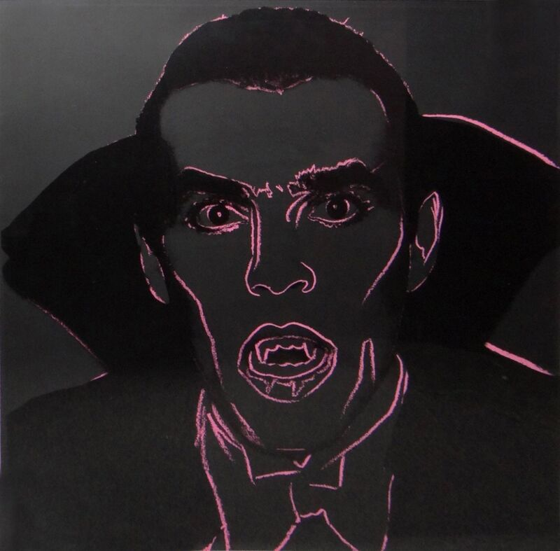Andy Warhol, 'Dracula (FS II.264)', 1981, Print, Screenprint on Lenox Museum Board, Revolver Gallery