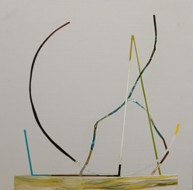 Paul Wackers, 'Ways', 2013, Painting, Acrylic on panel, Narwhal Projects