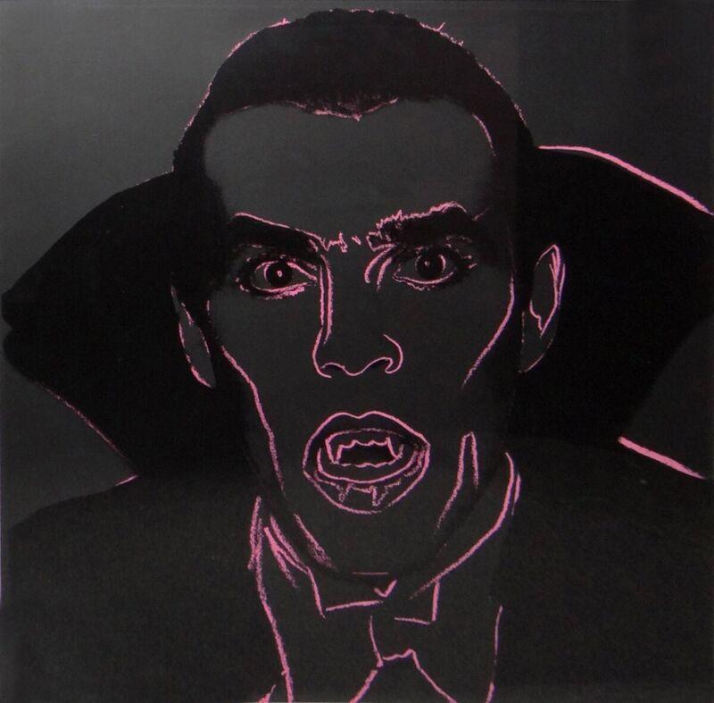 Andy Warhol, 'Dracula (FS II.264)', 1981, Print, Screenprint on Lenox Museum Board., Revolver Gallery
