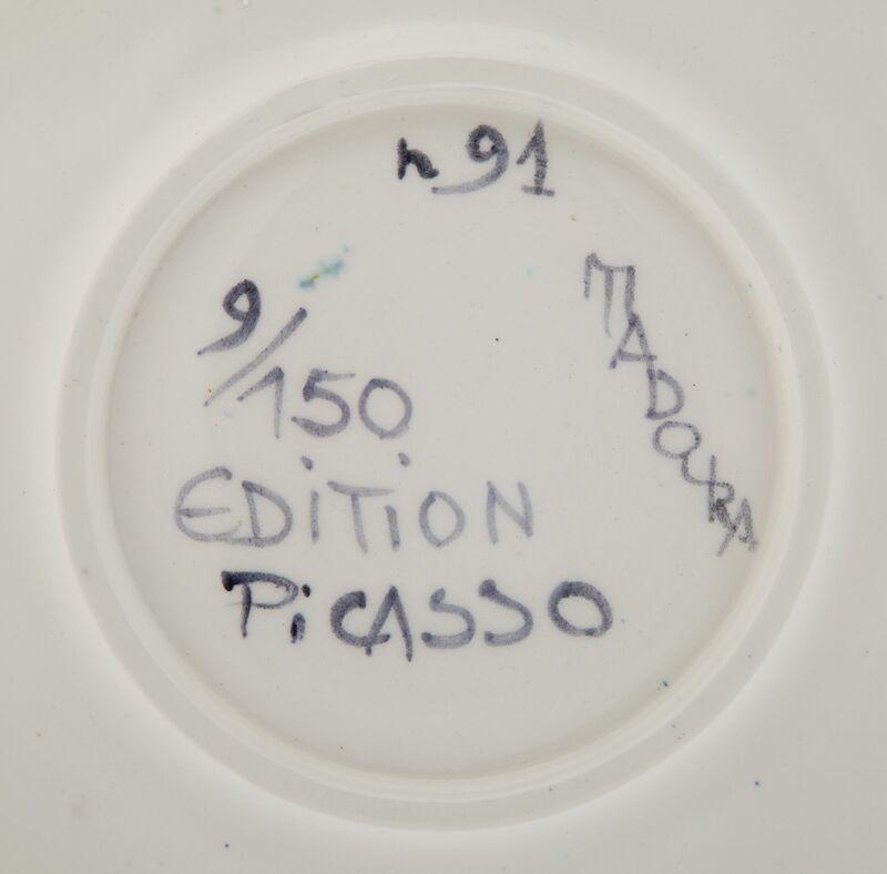 Pablo Picasso, 'Oiseau No. 91', 1963, Design/Decorative Art, Terre de faïence plate, Heritage Auctions